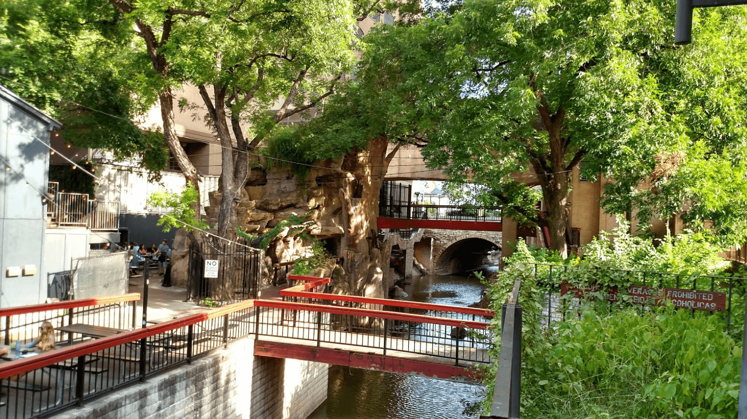 Waller Creek - Downtown Austin