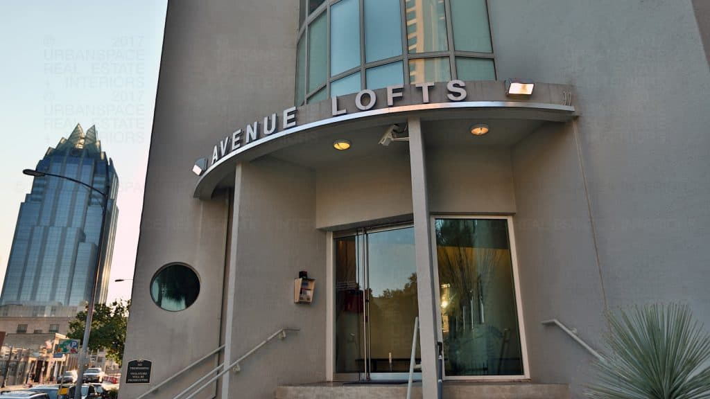 Avenue Lofts - Austin Downtown Luxury Condos