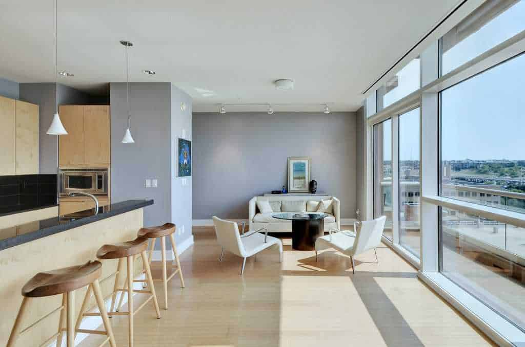 Five Fifty Five Condominiums - Austin Downtown Luxury Condos