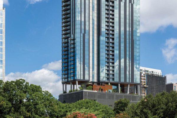 70 Rainey Street, scout, Location: Austin TX, Architect: Page Architects